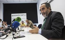 Salvador Blanco denuncia los «gestos mezquinos y las oscuras intenciones» de Zuloaga en su salida de Sodercán