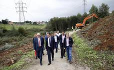 Un kilómetro de carretera en Astillero costará 5 millones de euros