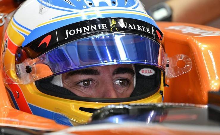 La sesión de calificación del GP de F1 de Suzuka, en imágenes