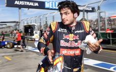 Sainz acabará el año en Renault