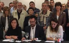 Los afines a Tezanos hacen una demostración de fuerza y evidencian la «fractura» del PSOE