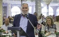 Díaz Tezanos avisa de que es «tiempo de pelear» en el homenaje a Ramón Ruiz
