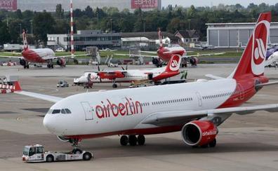 Air Berlin podría dejar de volar a fines de octubre