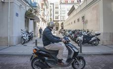 Las motos invaden Santander