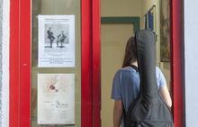 IU, dispuesta a denunciar los problemas de la Escuela de Música de Camargo