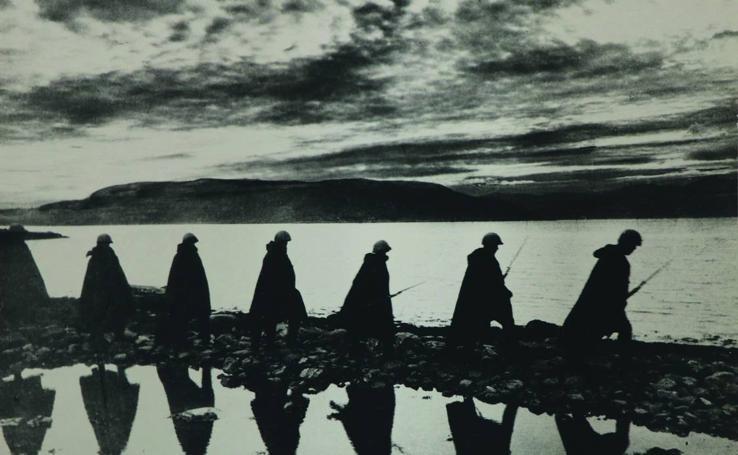 Imágenes de la colección 'Vanguardia rusa y realismo soviético'