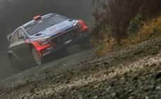 Sordo afronta el Rally de Gales con la vista puesta en el podio