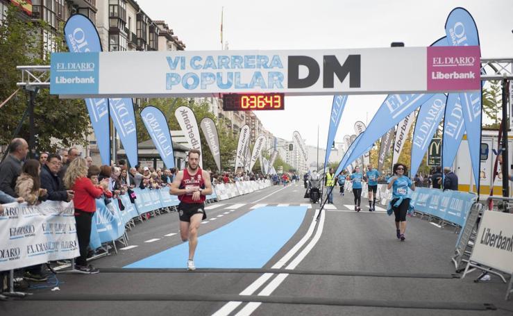 Las carreras de 5 y 10km
