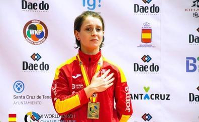 «Con esta medalla he hecho historia»