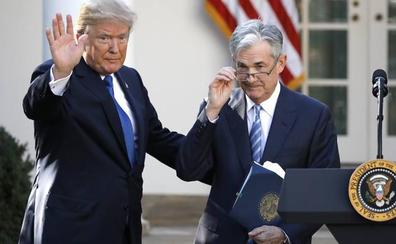 Trump nomina a Jerome Powell para conducir la Reserva Federal de EE UU