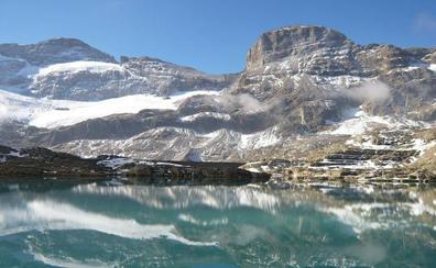 Muere un montañero de Potes al precipitarse al vacío en el Pirineo aragonés
