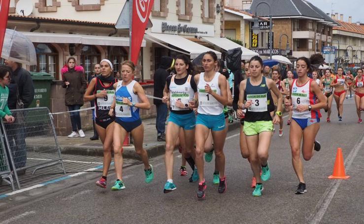 XXIII Carrera Costa de Ajo, con Ayad Lamdassem y Solange Pereira como vencedores