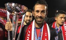 Cristian Portilla se proclama campeón de la NASL con los San Francisco Deltas