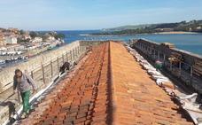 El Castillo del Rey se somete a obras para eliminar las humedades