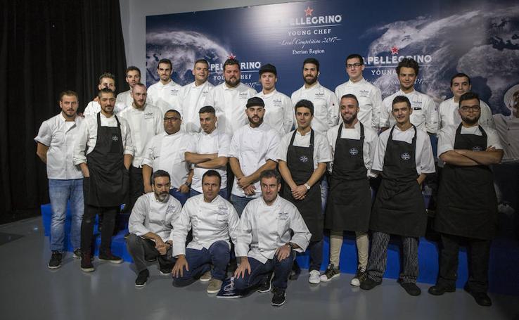 Así se elige al mejor cocinero joven de la Península Ibérica