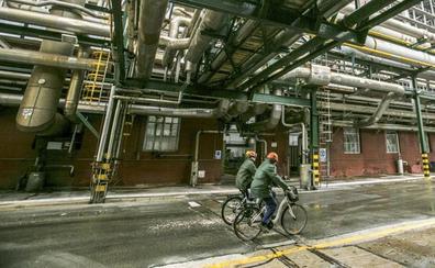 Solvay plantea un reajuste laboral sin cuantificar los despidos objetivos