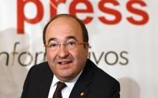Iceta pedirá a Arrimadas que le permita formar gobierno aunque no le supere en votos