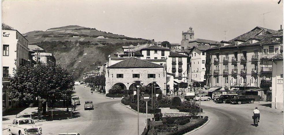 La denominación de la Plaza Cachupín