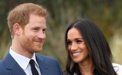 Enrique y Meghan se casarán el 19 de mayo en el castillo de Windsor