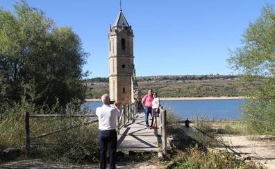 Turismo restaurará el acceso a la torre de Villanueva de Las Rozas