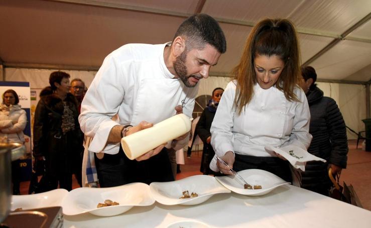 Gala de clausura de Cocinart