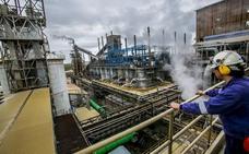 Solvay cifra en 52 los empleos que desaparecerán en su planta de Barreda