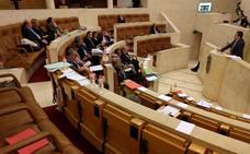 Los diputados de Podemos, Ciudadanos y los afines a Diego abandonan el pleno