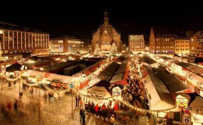 Núremberg, la ciudad de la Navidad