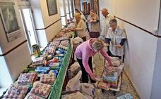 Las bibliotecas de Bezana anularán sanciones a cambio de alimentos