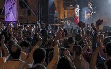 Artistas en La Porticada por elección popular