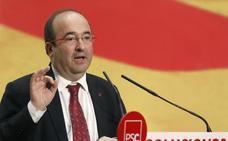 Iceta recula sobre los indultos: «Es una propuesta prematura»