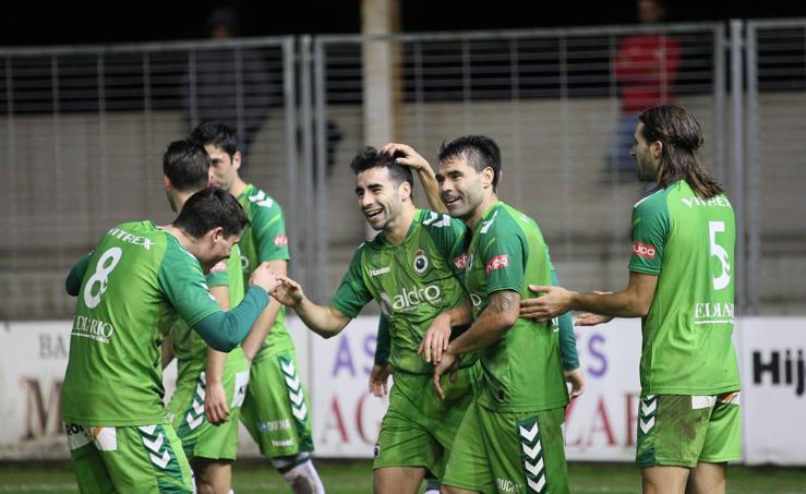Real Unión 1 - 3 Racing de Santander