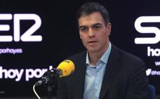 Sánchez ve obligado apoyar a un presidente no independentista en Cataluña