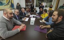 Zuloaga da marcha atrás y acepta el acuerdo del Gobierno con Carrancio tras reunirse con Revilla