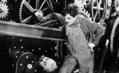 Charles Chaplin, el eterno vagabundo
