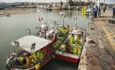 Los recortes en las cuotas de pesca afectarán al puerto de San Vicente