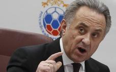 Mutko deja también la presidencia del Comité Organizador del Mundial Rusia 2018