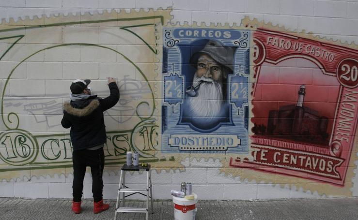 Cultura urbana en Castro
