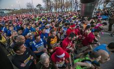 San Silvestre, una mezcla entre deporte y diversión
