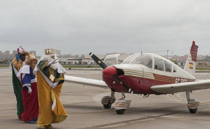 Los Reyes llegan a Cantabria