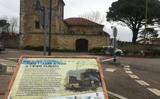 Bareyo coloca carteles informativos en las once casonas del municipio
