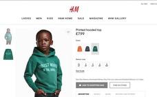 H&M retira finalmente uno de sus anuncios tras las críticas por racismo