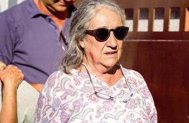 Pepa Aguilar, la viuda legal de Ángel Nieto