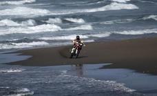 El pundonor de Barreda le resucita en el Dakar