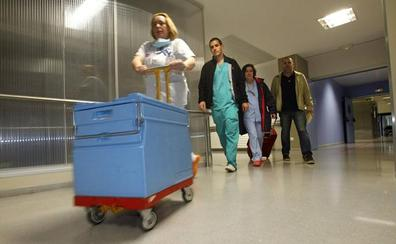 Cantabria aumentó la tasa de donantes de órganos en 2017 y volvió a liderar el ránking de España