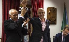Óscar Villegas, primer alcalde investido por unanimidad en Puente Viesgo
