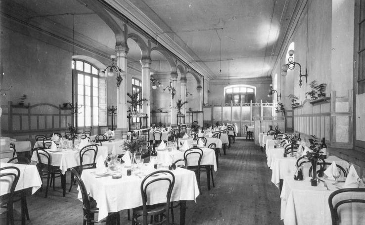 Los muebles del Hotel París