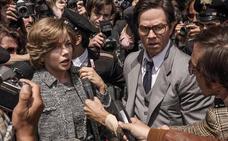 Mark Wahlberg donará 1,5 millones de dólares a 'Time's Up' en nombre de Michelle Williams