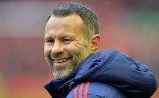 Giggs, nuevo seleccionador de Gales