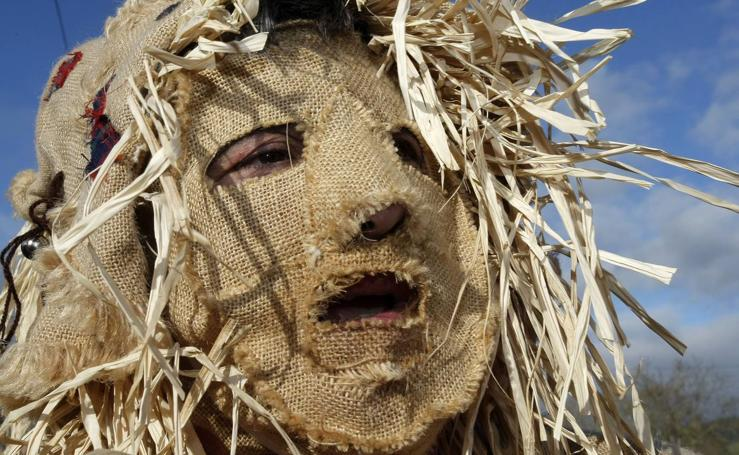 Mascaradas Rurales de Invierno en Cantabria